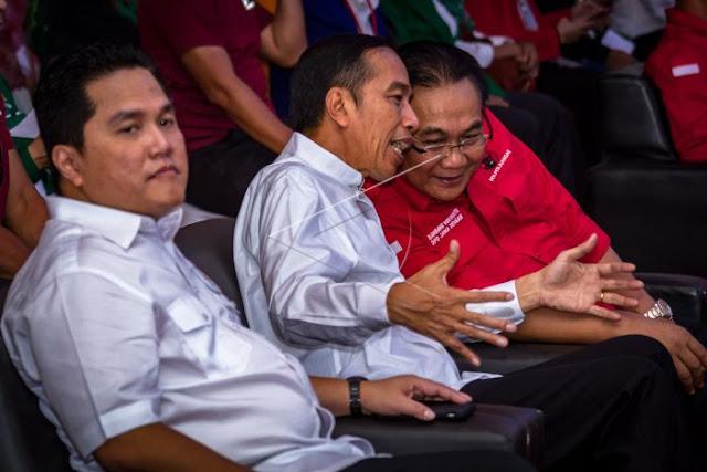 Erick Thohir: Akhiri Politik Kebohongan
