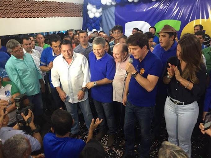 Convenção do PSD homologa Júlio como candidato a prefeito de Ceará-Mirim