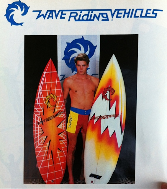 Board Collector: Wave riding vehicles