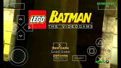 Download Game Lego Batman PPSSPP PSP ISO For Android Terbaru
