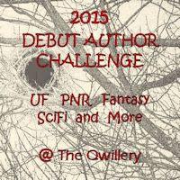 2015 Debut Author Challenge