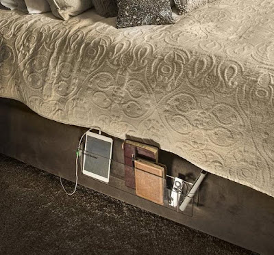Bed Butler Bedside Caddy