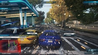 Needs For Speed Most Wanted Free Download For PC | Full Version