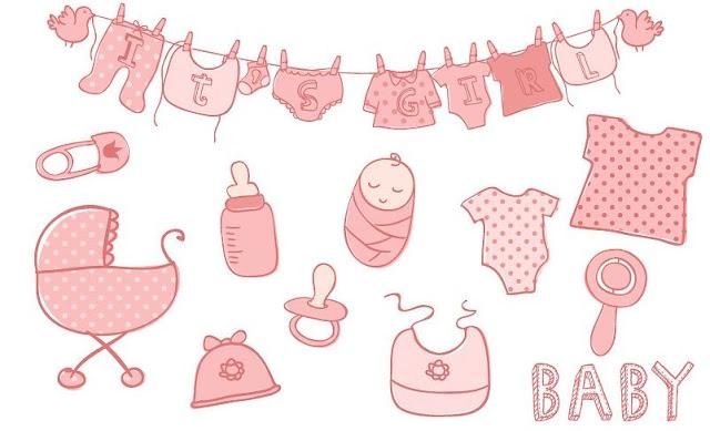 Baby Shower Clip Art