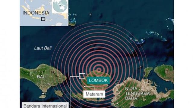 Shohibul: Demi Elektabilitas, Jokowi Enggan Tetapkan Bencana Nasional Gempa Lombok