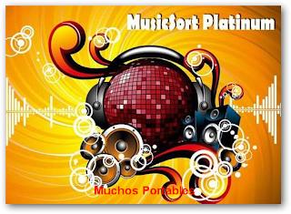MusicSort Platinum Portable