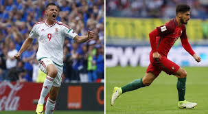 Portugal vs Hungary Live Stream Football online World Cup Qualifiers today 3-September-2017