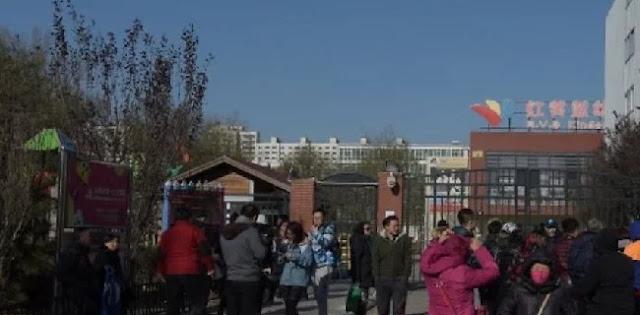 Siksa Murid Dengan Jarum, Guru TK di China Dibui 18 Bulan