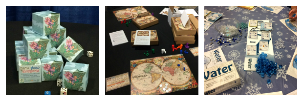 Boston Festival of Indie Games_New England Fall Events_Tabletop Games_Grow Fairy Kingdoms_World Game_Water Game