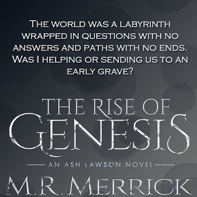 TROG Teaser Labyrinth The Rise of Genesis Release Day Blitz