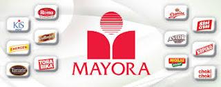 LOWONGAN KERJA SMA/SMK PT MAYORA INDAH,Tbk