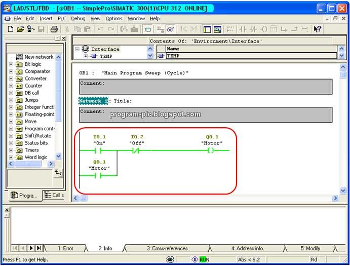 siemens s7 1200 plc programming software free download