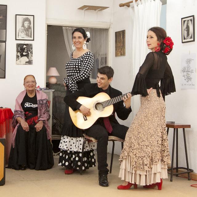 Academia Gloria Belén-Cursos de Flamenco