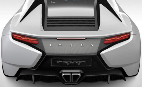 2017 Lotus Esprit Models