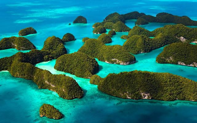 Pesona Nusantara Raja Ampat di Papua Barat