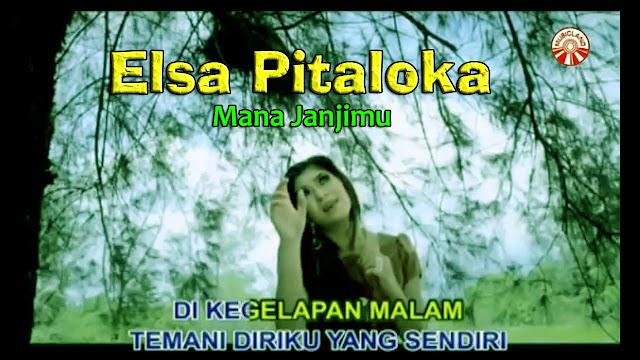 Kunci Gitar Elsa Pitaloka - Mana Janjimu