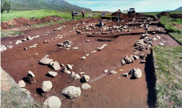 New archaeological research forces historians to reconsider the story of Iceland's settlement