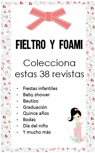 Descargar Revista Gratis De Fieltro Y Foami - Revistas De ... @tataya.com.mx