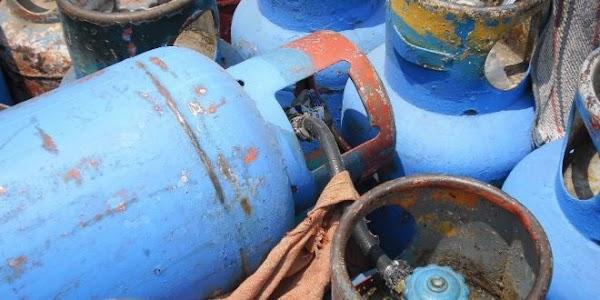 En todo el país se dispara el precio de gas doméstico: $550 por cilíndro de 30 kilos