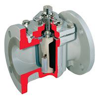 Flowserve Durco lubricated plug valve