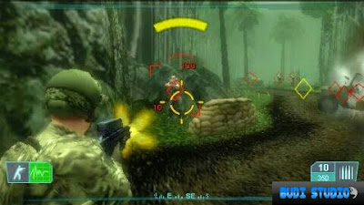 Tom Clancy's Ghost Recon: Advanced Warfighter PPSSPP android 2