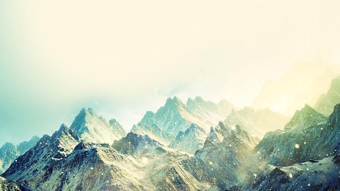 Wallpaper: OS X Yosemite Background