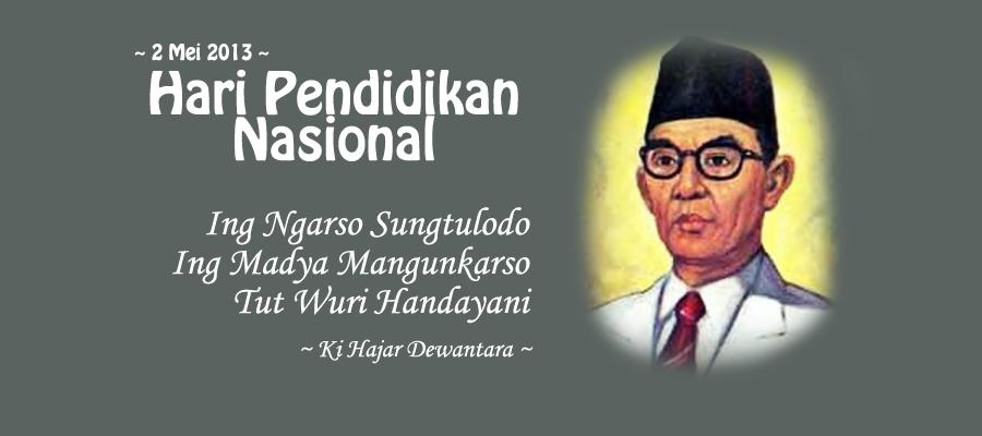 Biantara Pidato Bahasa Sunda Tentang Hari Pendidikan Nasional