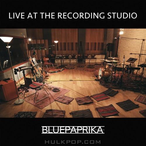 Bluepaprika – Live At The Recording Studio