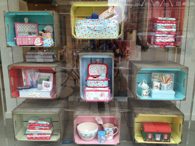Cath Kidston shop window