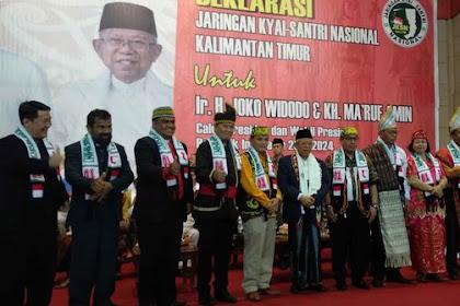 Relawan Jokowi-Ma'ruf Amin Kaltim Serukan Jihad Lawan Hoaks