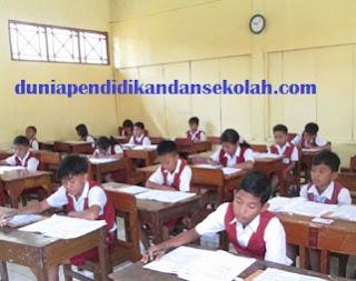 Kisi Kisi Ujian Sekolah Berstandar Nasional, Ujian Sekolah dan Try Out SD, MI, SDLB, Paket A Tahun Ajaran 2016-2017