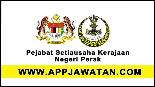 Pejabat Setiausaha Kerajaan Negeri Perak