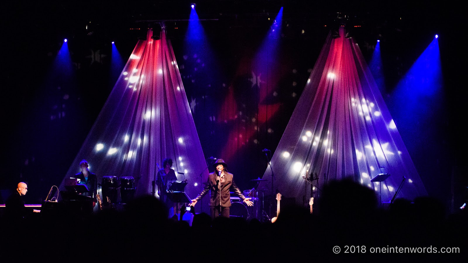Celebrating David Bowie at The Danforth Music Hall - Concert Photos