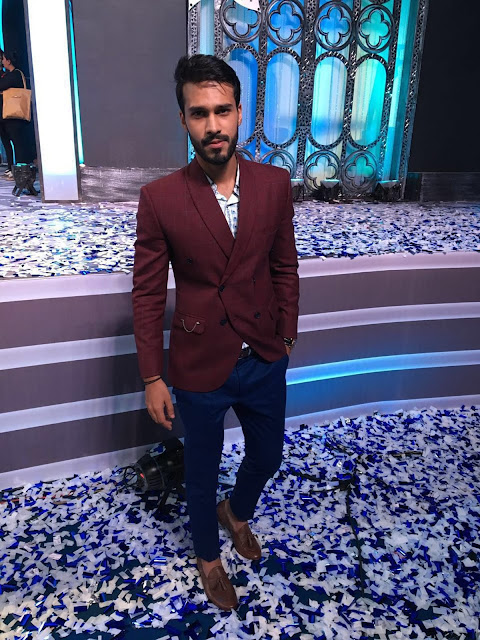 Spotted: Prateek Gujral in Alberto Torresi Shoes
