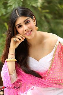 Actress Aditi Singh Pictures in Salwar Kameez at Guppedantha Prema Movie Press Meet  0082.JPG