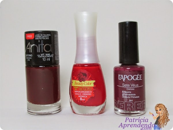 Esmaltes Anita, Beauty Color e L'Apogée