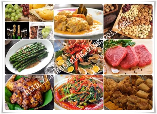 Daftar Pantangan Makanan Untuk Penderita Asam Urat ...
