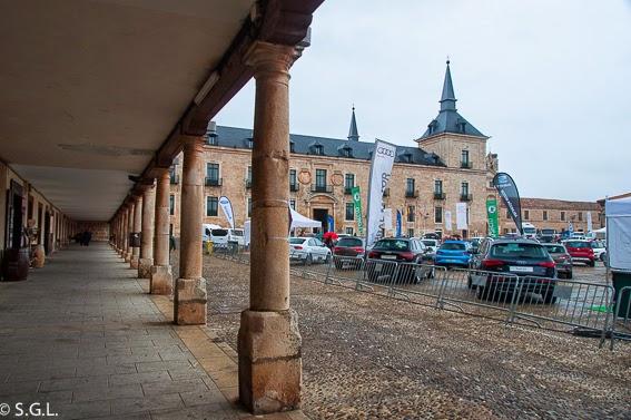 Palacio Ducal y Plaza Mayor de Lerma. Visitando Lerma