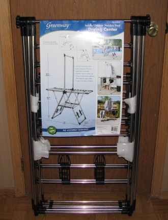 cloth drying stand costco