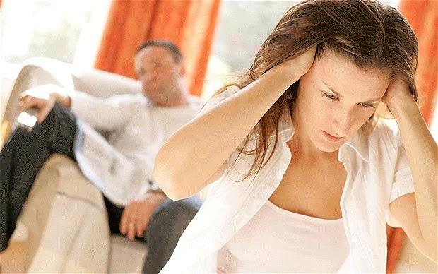 5 Sebab Stress Bahaya Untuk Isteri