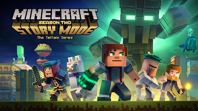 Minecraft: Story Mode Season 2 disponibile per: iOS, Xbox One, PlayStation 4, PC, Mac e Android