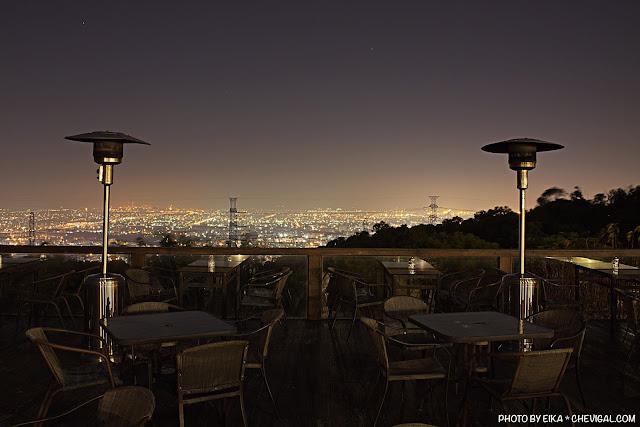 MG 9073 - MITAKA 3e CAFE龍貓夜景咖啡,夜裡的黃金森林好迷人,浪漫夕陽與美麗夜景盡收眼底