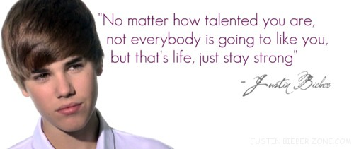 citater om justin bieber Justin Bieber   citat. citater om justin bieber