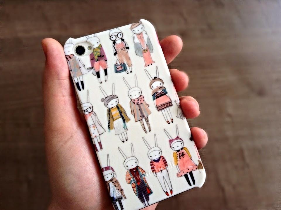 Fify Lapin Phone Case Iconemesis