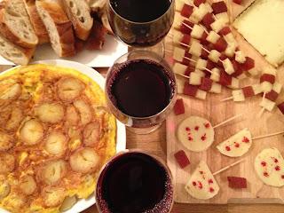 tapas manchego, recette manchego, apéro manchego, la laiterie de paris, blog fromage, blog fromage maison, tour du monde des fromages, manchego, fromage rie paris, faire du fromage, pierre coulon