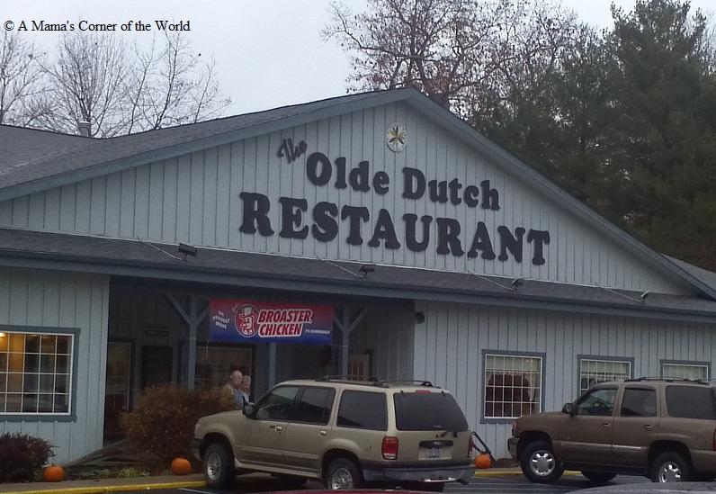 Olde Dutch Restaurant Review Logan Ohio