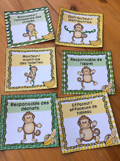 https://www.teacherspayteachers.com/Product/Responsabilites-dans-la-classe-French-Classroom-Jobs-Theme-singes-2711757?aref=fu6m3wbi