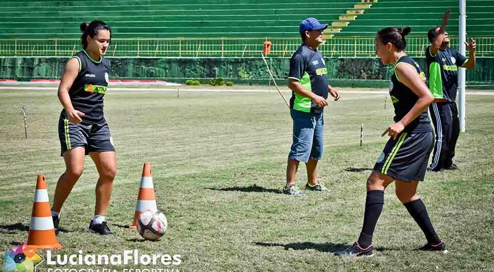 2d7c244ce0 Futebol Feminino  Time Do Juventude Participa De Treino Físico No Lomantão