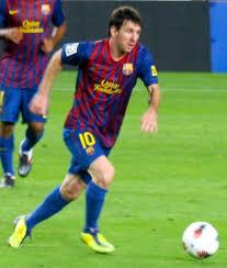 قبل الكلاسيكو: موقع برشلونة يعرض فيديو لكل أهداف ميسى فى السوبر الأسبانى