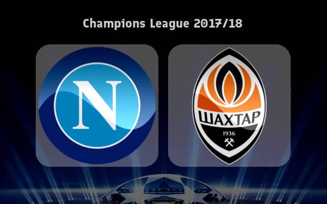 Napoli vs Shakhtar Donetsk Full Match & Highlights 21 November 2017